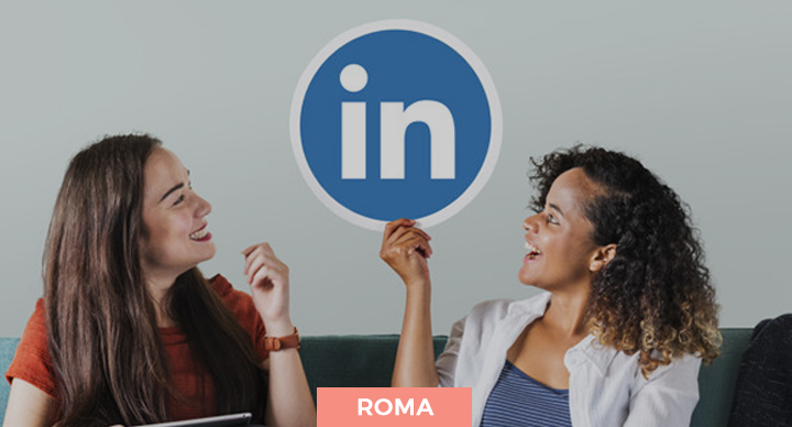 Linkedin per Home Stager (Roma)