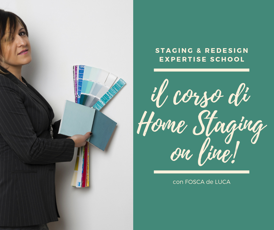 CORSO HOME STAGING ON LINE