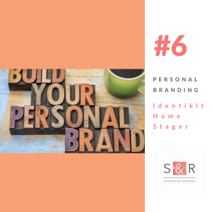 Skill home stager Personal Branding