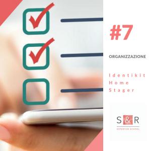 Skill home stager organizzazione