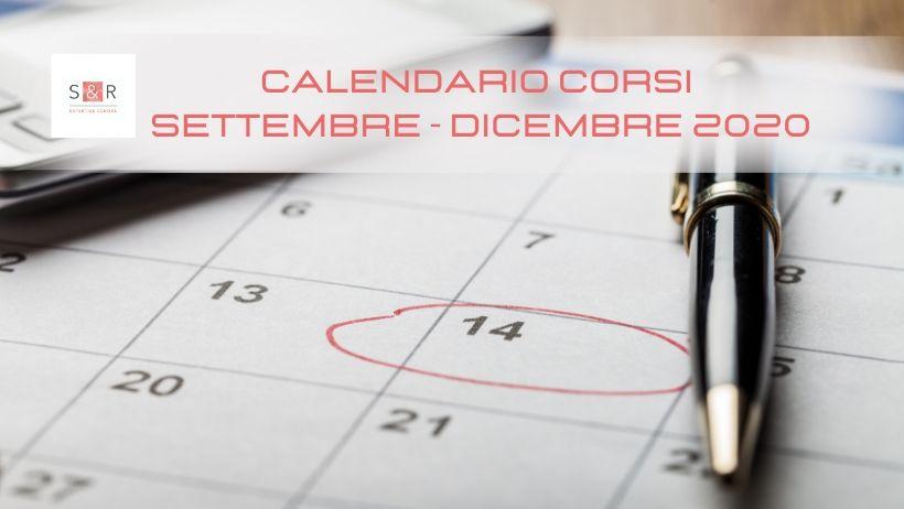 Corsi di formazione home staging Calendario settembre dicembre 2020