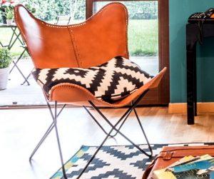 Oggetti di design butterfly chair