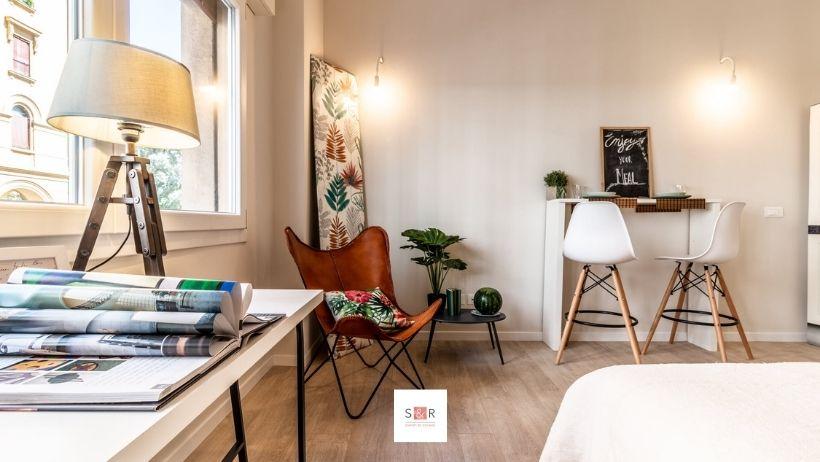 Oggetti di design nell'home staging