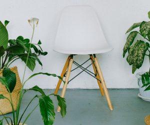 Oggetti di design Sedia Eames