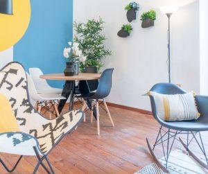 Sedie oggetti di design home staging