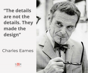 il designer Charles Eames
